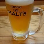 138181715 - 生ビール
