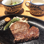 zakintansute-ki - 牛フィレステーキ100㌘