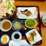 ホテル利尻 - 料理写真: