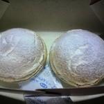 ジローベーカリー - 料理写真:念願の2個ゲット