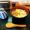 蕎麦の館がびの - 料理写真: