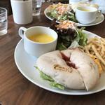 クックスカフェ&デリ - 料理写真: