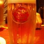 ちむ屋 - オリオン生ビール