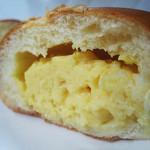 手づくりパン屋 やぎぱん - クリームパン
