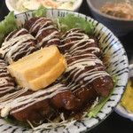 和久 - 料理写真:鶏マヨ丼