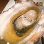 オイスターバー COVO - 焼き牡蠣