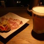 くそオヤジ最後のひとふり - ドリンク写真:くそオヤジの晩酌(825円)