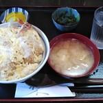台所家たわら - 料理写真:エビ丼