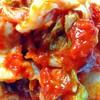 キムチのほし山 - 料理写真:白菜の濃厚な旨みと程よい辛み