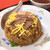 楽楽 - 料理写真:楽楽五目チャーハン(スープ付き)¥760