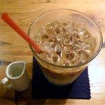 ルーエプラッツ ツオップ - しっかり朝食 ¥950 ※ドリンク(アイス・ラテ)
