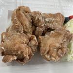鶏の白石 -