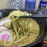 ラーメン人生JET - 鶏煮込みそば 800円 (リフト)