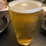 麦酒庵 - 箕面びーる(大阪) お猿IPA