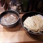 Ginzaoboroduki - 濃厚つけ麺大盛