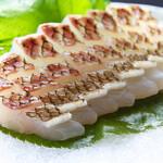 阿波郷土料理 彩 - 料理写真:鳴門鯛お造里