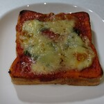 ブーランジェルクール - ピザトースト