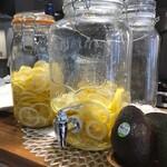 MONO9LO - 自家製レモンシロップ