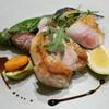 オステリア ティモーネ - 料理写真:香取 恋する豚と旬野菜のロースト