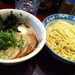 つけそば屋 北かま - 北かまつけ麺(950円)