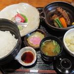 Chisoukoujiya - 刺身・煮物御膳 \1,300