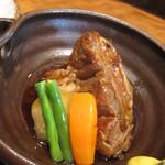 Chisoukoujiya - 豚の角煮