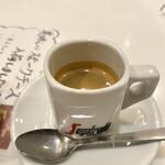 """バール トラットリア トムトム - エスプレッソ""""ソロ"""""""