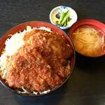 138227062 - ロースソースかつ丼