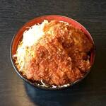 138227074 - ロースソースかつ丼