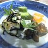 そば切り 蔦屋 - 料理写真:香の物3種