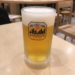西町大喜 - 生ビール 420円