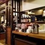 博多もつ鍋はらへった - ご飯・味噌汁コーナー