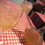 エルグランペペ - 氷+グラスに入れて^^