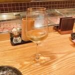 焼鳥の快獣 - 白ワイン