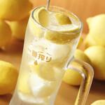 焼き鳥・炙り炭焼き をどり - レモンレモンレモン