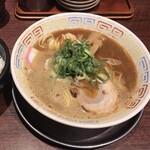 まっち棒 - 料理写真:中華そば 780円(税込)