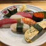 旬鮮寿し 幸まる - 料理写真: