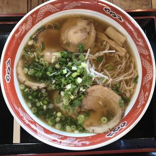 ながいきラーメン食堂 - 料理写真: