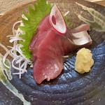 旬菜 滋味 秀 - カツオの刺身