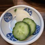 旬菜 滋味 秀 - お新香