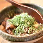 ブギウギ オラクルベリー - 名物・肉とうふ