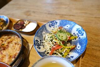 カシカ - 副菜その1