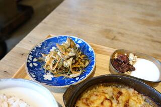 カシカ - 副菜その2