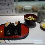 ぼんご板橋店 - 料理写真:みそ汁セット(2個・540円)