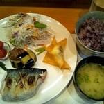 さかもと - 料理写真:ワンプレートランチ \1000