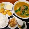 金峰閣 - 料理写真:担々麺セット980円(税別)