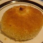 食人 - 国産小麦と天然酵母のキーマカレーパン