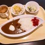 グッドスピード - 料理写真:日乃屋のカレー