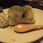 月の雫 - 抹茶のデザート☆