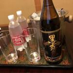 一休寿司 - ドリンク写真: